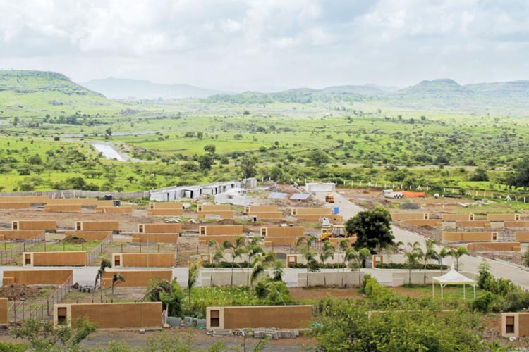 The burgeoning real estate growth of Shirwal